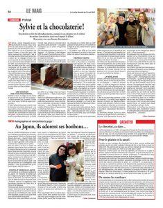 Article de La Lozère Nouvelle