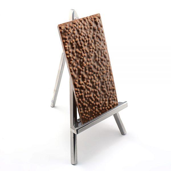 Tablette chocolat lait aux céréales