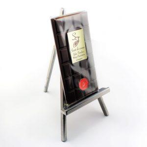 Noir : Tablette chocolat 85% cacao