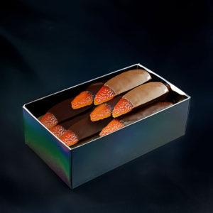 Ballotins écorces d'orange